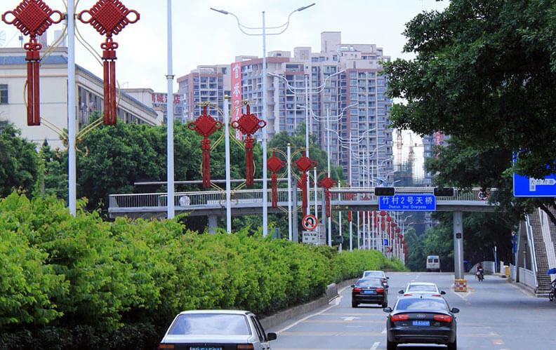BBE LS5 in Guanlan Avenue, Shenzhen, China