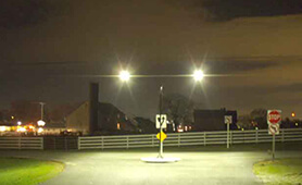 LED Street Light Project in United States