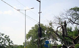 LED Street Light, LU4 in Hyderabad India