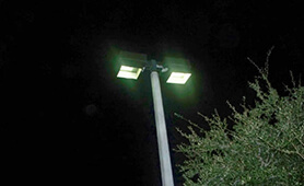 LED Street Lighting Solution, SP90 in United States