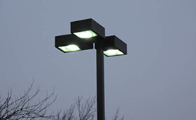 LED Street Light, SP90 in United States
