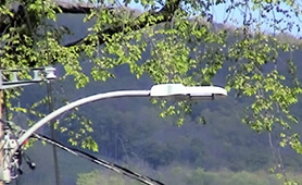 LED Street Light Installations, LU2 in Vermont, United States