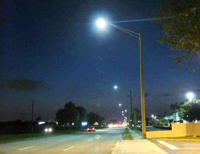LED Street Light, LU4 in America