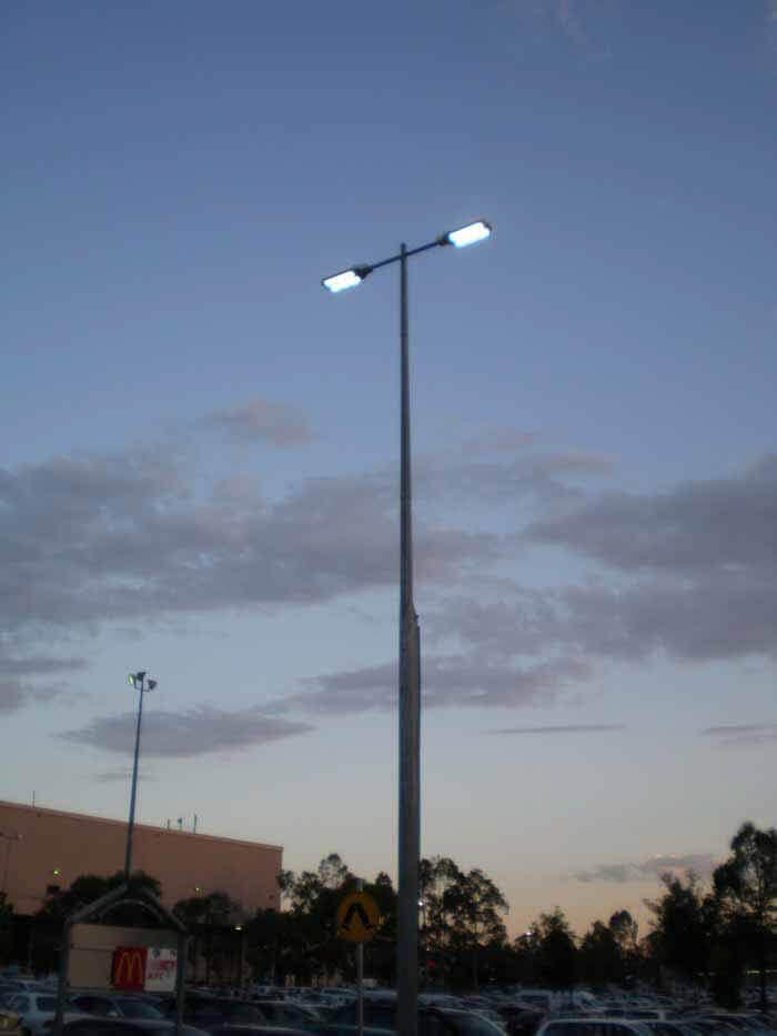 led parking lot lights lu6 in australia. Black Bedroom Furniture Sets. Home Design Ideas