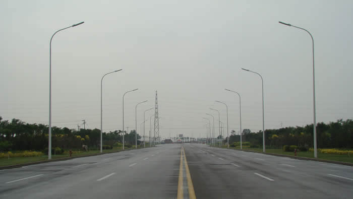 LED Street Light, LU8 in Tianjin, China