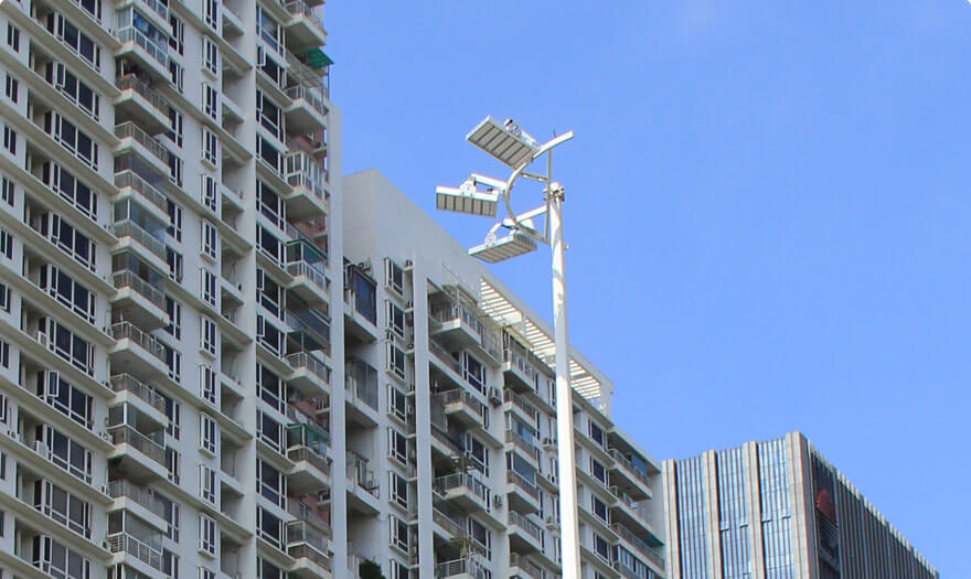 BBE High Mast Light – HM6H in Futian, Shenzhen, China
