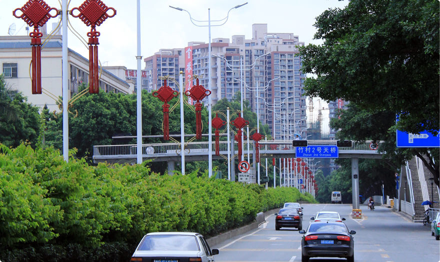 BBE LS5 in Guanlan Avenue, Shenzhen, China