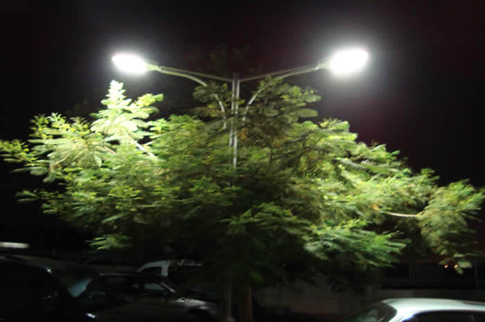 BBE LED Street Light, LU2 in Mexico