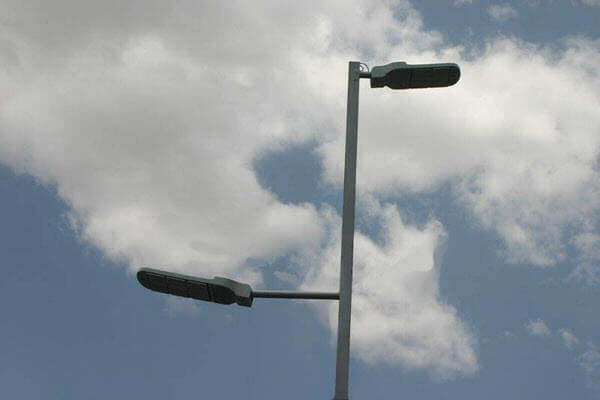 LED Street Light, LU6 in Mexico City