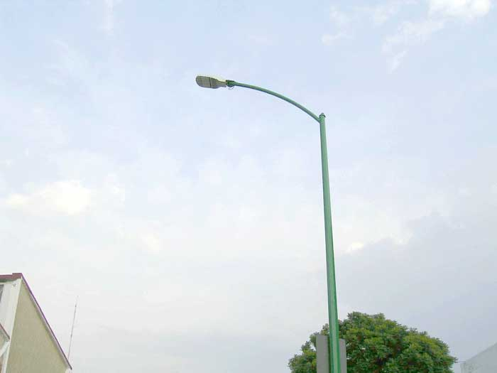 LED Street Light, LU2, BBE LED Pilot project in Mexico
