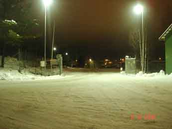 LED Street Light, LU4 in Sweden