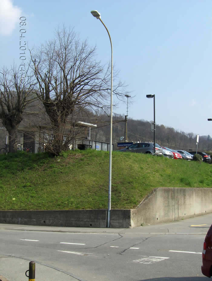 LED Street Light, LU1 in Switzerland