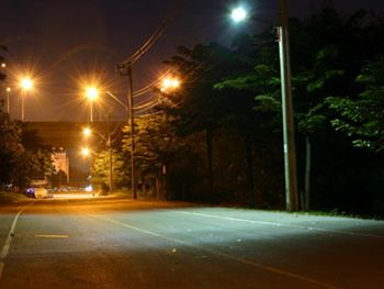 BBE LED Street Light, LU2 Start to Use in Thailand Asia