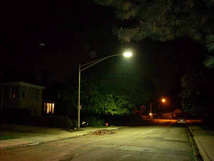 LED Street Light, LU6 in United States