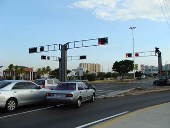 LED Traffic Light in Venezuela