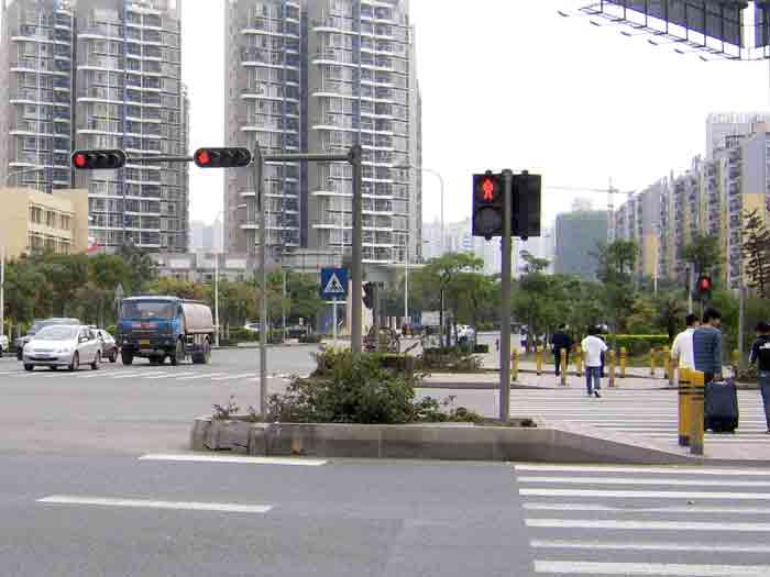 LED Traffic Light in China