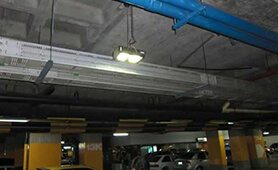 LED Tunnel Light, SD2 in Caracas Venezuela