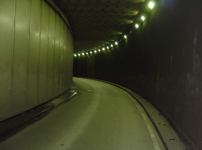 LED Tunnel Light - SD2, BBE LED in Spain