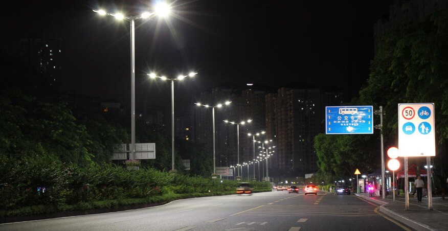 BBE LED High Mast Light-HM6V in Longhua, Shenzhen, China