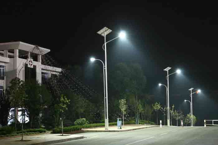bbe led solar led street light lu2 in kunming china