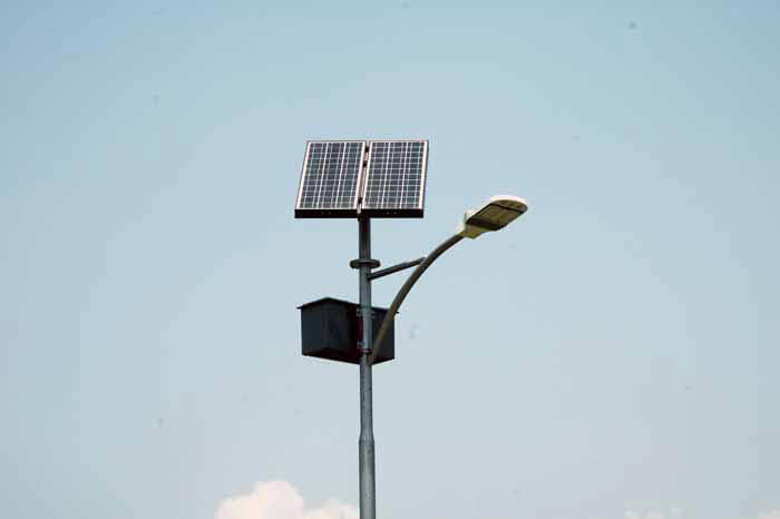 BBE LED Solar LED Street Light, LU2 in Pakistan