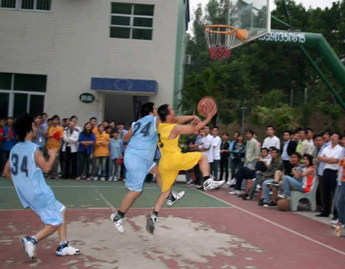 BBE LED Basketball Match