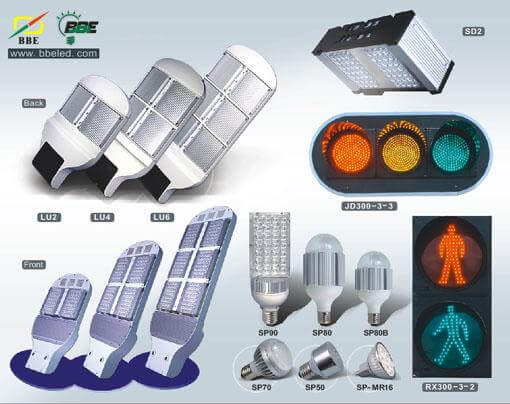 BBE LED Street Light,Tunnel Light,Bulb light