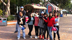 Christmas Trip to Chimelong Paradise