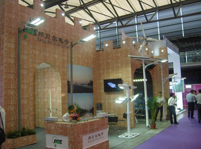 BBE LED at Shanghai Int'l LED & Lighting Expo