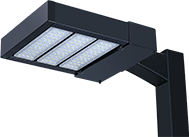 LED Area & Parking Lot Lights