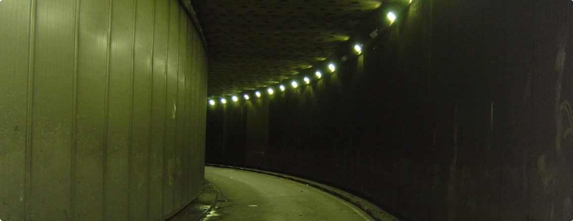BBE LED Tunnel Lights, SD Series