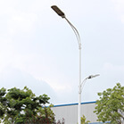 BBE LED Street Light LU series is serving Changsha, China