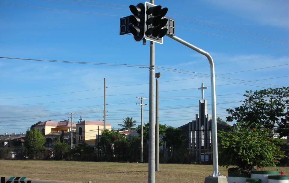 LED Traffic Light in Philippines