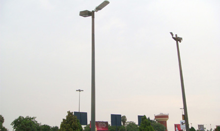 LED Street Light, LU6 in Lima Peru