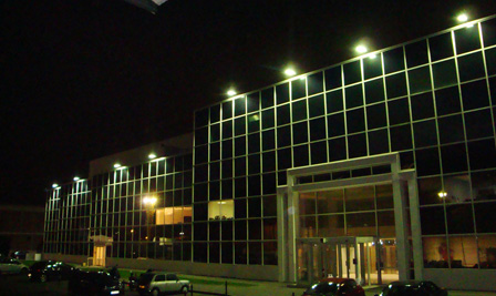 E40 Retrofit LED Street Light, SP90 in Paris, France