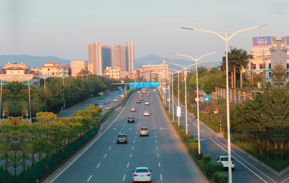 BBE LED street light saves huge energy for Shenzhen city