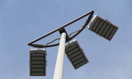 BBE LED High Mast Light – HM6 in Longhua, Shenzhen, China