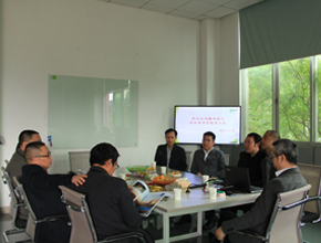 The head of city management bureau and Project Sponsor visited BBE