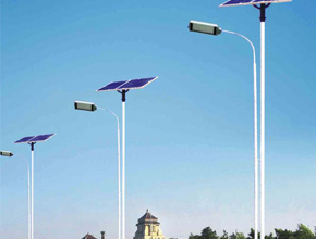 Something to be considered for Solar-powered LED street lamps