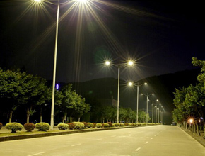 One of the LED street lights manufacturers in china and Silver Spring kicked off plans on smart Chine