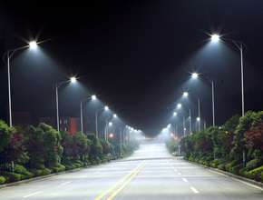 The LED disputes from street light suppliers increases for its ecology influence
