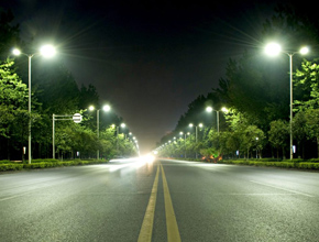 Cooperation with LED street lights manufacturers to spend 46m dollars to convert to LEDs