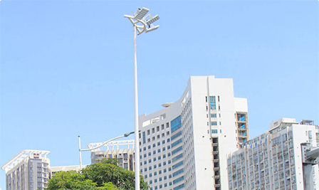 BBE High Mast Light – HM6H in Fuqiang Road
