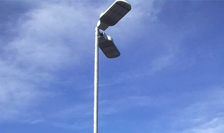 BBE Slovenia LED Street Light Project