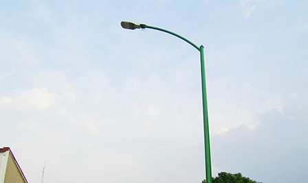 LED Street Light LU2 in Mexico