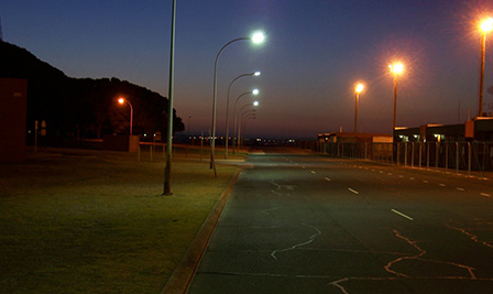 LED Street Light LU4 in Australia