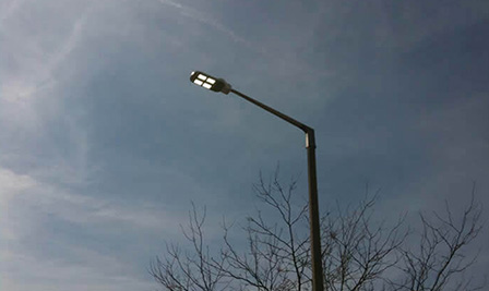 LED Street Light, LU4 in Chicago, United States