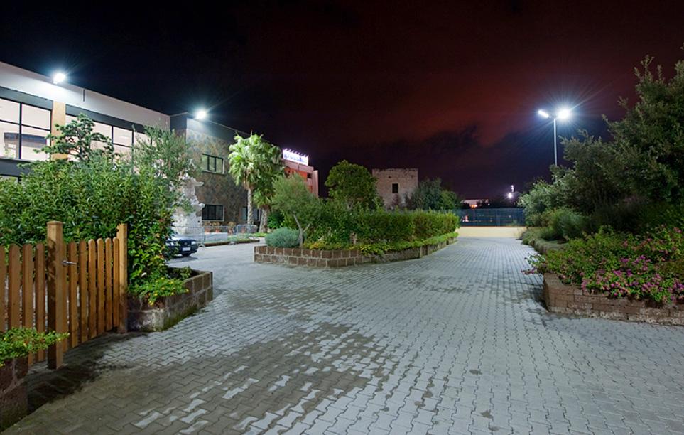 Led street light in molfetta italy - Punto casa molfetta ...