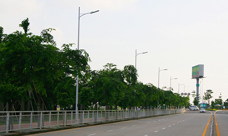 BBE LED Street Lighting Solution in Shenzhen China