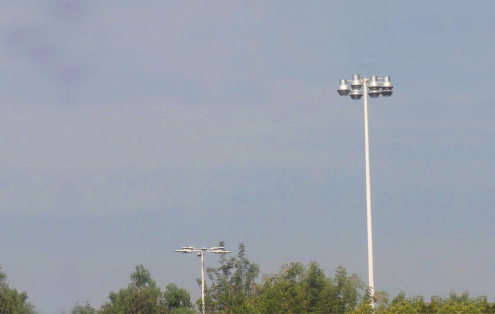 LU 4 High Mast Lighting in Mexico